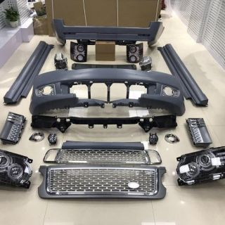 Full Autobiography for Range Rover Vogue 2002 2005 2012 Body Kit for range rover vogue l322