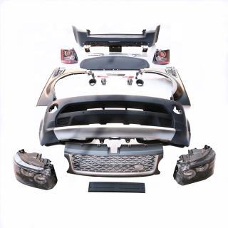 Autobiography L320 Body Kits for Range Rover Sport 2002-2009 Upgrade to 2010-2012 Car Bumpers Body Parts Facelift
