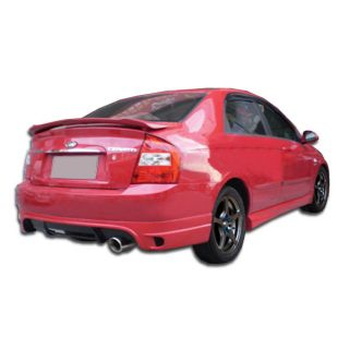 2005-Kia Spectra Duraflex Body Kits Shadow Side Skirts Rocker Panels - 2 Piece (Clearance) -- 104427