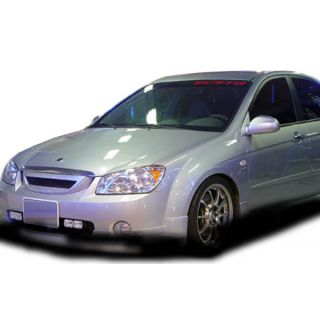 2005-Kia Spectra Couture FX Front Lip Under Spoiler Air Dam - 1 Piece (clearance) -- 104799