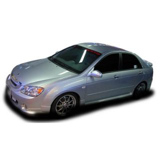 2005-Kia Spectra Couture FX Side Skirts Rocker Panels - 2 Piece (clearance) -- 104800