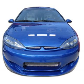 1999-Mercury Cougar Duraflex Body Kits Millenium Wide Body Front Bumper Cover - 1 Piece (Clearance) -- 105566