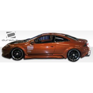 1999-Mercury Cougar Duraflex Body Kits Millenium Wide Body Side Skirts Rocker Panels - 2 Piece (Clearance) -- 105567