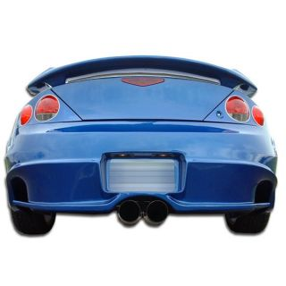 1999-Mercury Cougar Duraflex Body Kits Millenium Wide Body Rear Bumper Cover - 1 Piece (Clearance) -- 105568