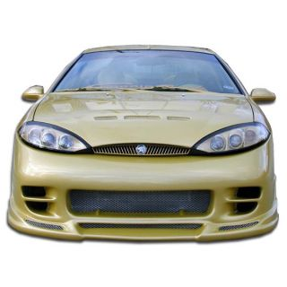 1999-Mercury Cougar Duraflex Body Kits XGT Front Bumper Cover - 1 Piece -- 105571
