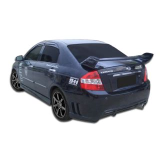 2005-Kia Spectra Duraflex Body Kits Edan Side Skirts Rocker Panels - 2 Piece -- 107448