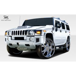 2003-Hummer H2 Duraflex Body Kits BR-N Body Kit - 9 Piece -- 107961