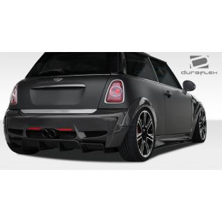 2007-Mini Cooper Hardtop / 09-15 Convertible / 12-15 Coupe / 12-15 Roadster Duraflex Body Kits DL-R Rear Bumper Cover - 1 Piece -- 108449