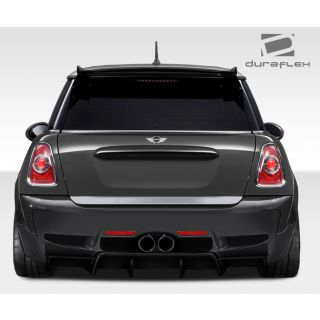 2007-Mini Cooper Duraflex Body Kits DL-R Rear Diffuser - 1 Piece -- 108450