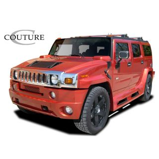 2003-Hummer H2 Couture Vortex Wide Body Kit- 10 Piece -- 109218