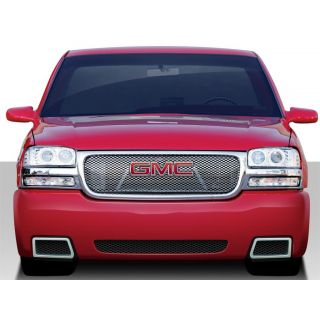 1999-GMC General Motors Corp Sierra 2000-2006 Yukon Duraflex Body Kits SS Look Front Bumper Cover - 1 Piece -- 109533