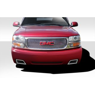 2001-GMC General Motors Corp Denali Duraflex Body Kits SS Look Front Bumper Cover - 1 Piece -- 109536