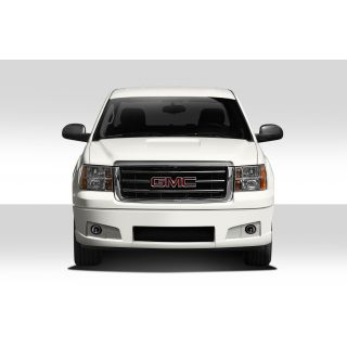 2007-GMC General Motors Corp Sierra Duraflex Body Kits BT-1 Front Bumper Cover - 1 Piece -- 109914