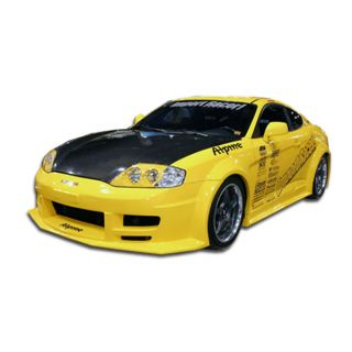 2003-Hyundia Tiburon Duraflex Body Kits Poison Flared Body Kit - 8 Piece -- 110563