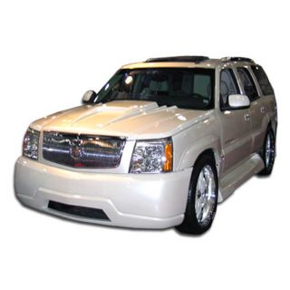 2002-Cadilac Cadillac Escalade Duraflex Body Kits Platinum 2 Body Kit - 4 Piece -- 111094