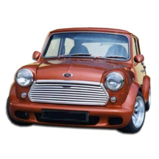 1959-Mini Cooper Duraflex Body Kits Type Z Wide Body Kit - 8 Piece -- 111179