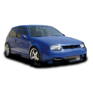 1999-Volkswagon Volkswagen Golf Duraflex Body Kits R32 Body Kit - 4 Piece -- 111195