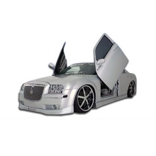 2005-GM Chrysler 300C Duraflex Body Kits Elegante Body Kit - 4 Piece -- 111212