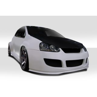 2006-Volkswagon Volkswagen Golf GTI Rabbit Duraflex Body Kits Circuit Wide Body Kit - 8 Piece -- 111216