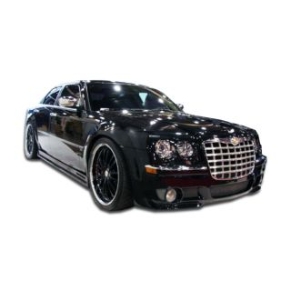 2005-GM Chrysler 300C Duraflex Body Kits Platinum Body Kit - 4 Piece -- 111252