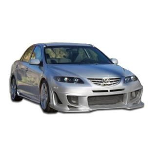 2003-Masda Mazda 6 Duraflex Body Kits Bomber Body Kit - 4 Piece -- 111280