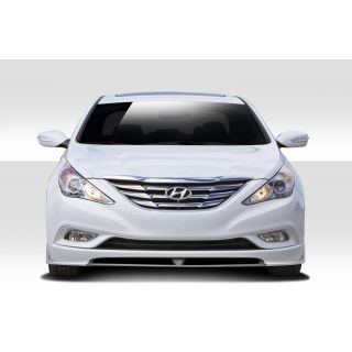 2011-Hyundai Hondai Sonata Duraflex Body Kits Racer Front Lip Under Air Dam Spoiler - 1 Piece -- 112241