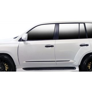 2008-Lexus Lexis LX570 AF-1 Wide Body Door Caps ( PUR-RIM ) - 4 Piece -- 112296