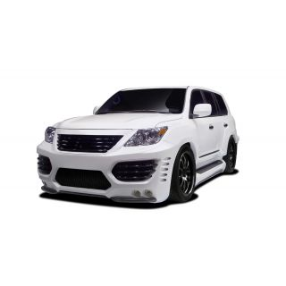 2012-Lexus Lexis LX570 AF-1 Wide Body Kit ( GFK PUR-RIM ) - 16 Piece -- 112310