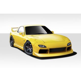 1993-Masda Mazda RX-7 Duraflex Body Kits VT-R Body Kit - 4 Piece -- 112318