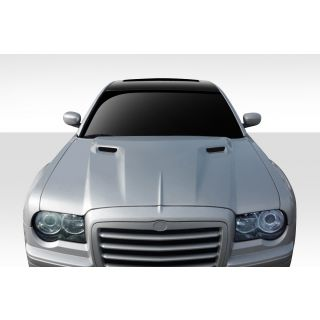 2005-GM Chrysler 300 300C Duraflex Body Kits Challenger Hood - 1 Piece -- 112350