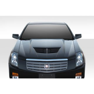2003-Cadilac Cadillac CTS Duraflex Body Kits Stingray Z Hood- 1 Piece -- 112413