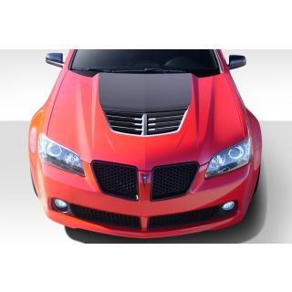 2008-GM's Pontiac  G8 Duraflex Body Kits Stingray Z Hood - 1 Piece -- 112618