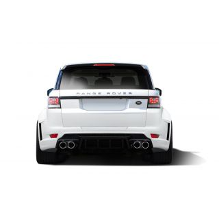 2014-Land Rover Range Rover Sport AF-2 Wide Body Rear Bumper ( PUR-RIM ) - 1 Piece -- 112678
